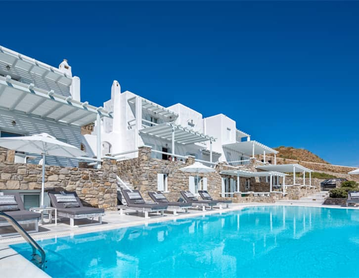 Mykonos Number Five Hotel